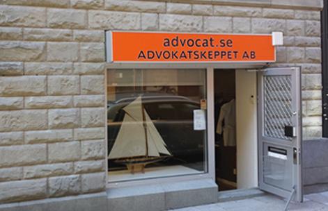 kontakta oss på advocat.se